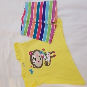 Jumping beans 2pc outfit